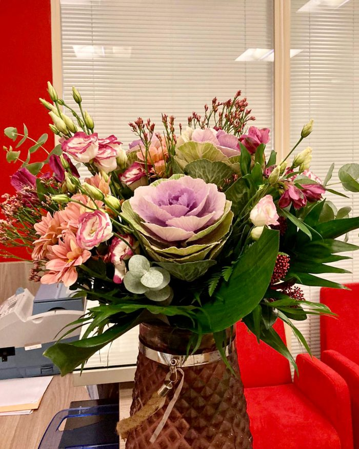 fleuriste saint cloud, abonnement fleurs