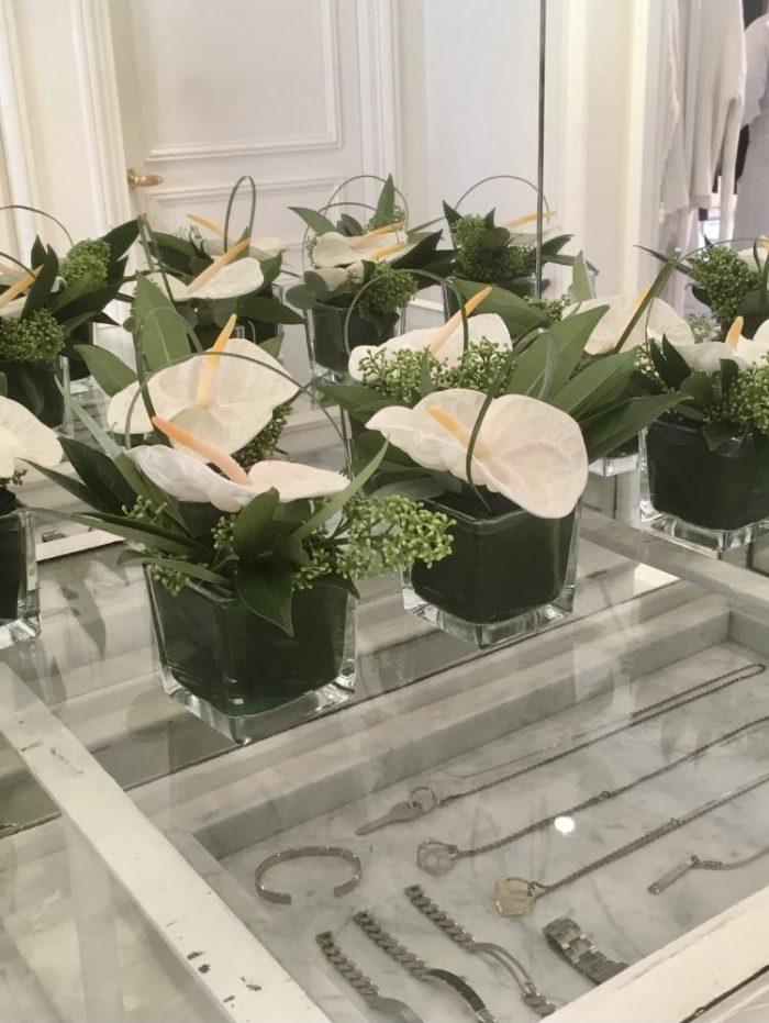 fleurs mariage fleuriste saint coud le Chapelin Fretz