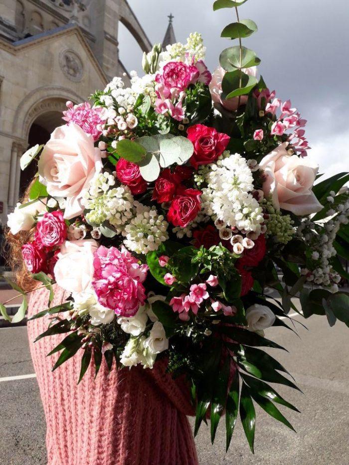 Chapelin fretz fleuriste Saint Cloud 92