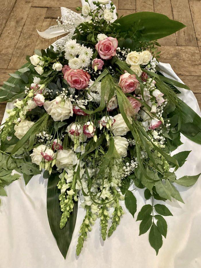 bouquets fleurs deuil Saint Cloud le Chapelin Fretz