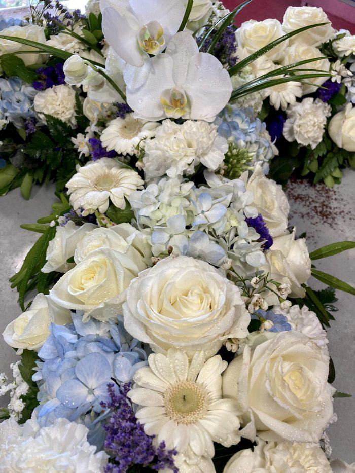 fleurs deuil Saint Cloud, le Chapelin Fretz Saint Cloud