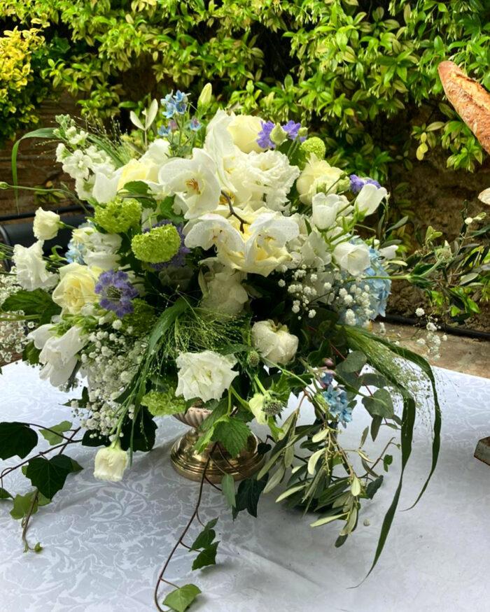 FLEURISTE MARIAGE Saint Cloud LE Chapelin Fretz