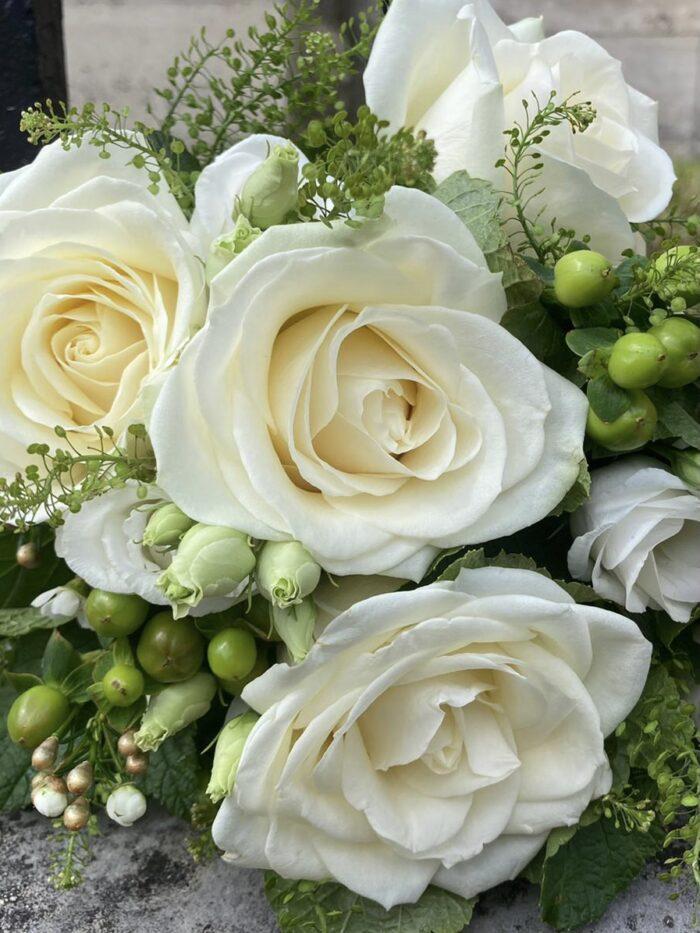 fleuriste mariage Saint Cloud, le Chapelin Fretz 1