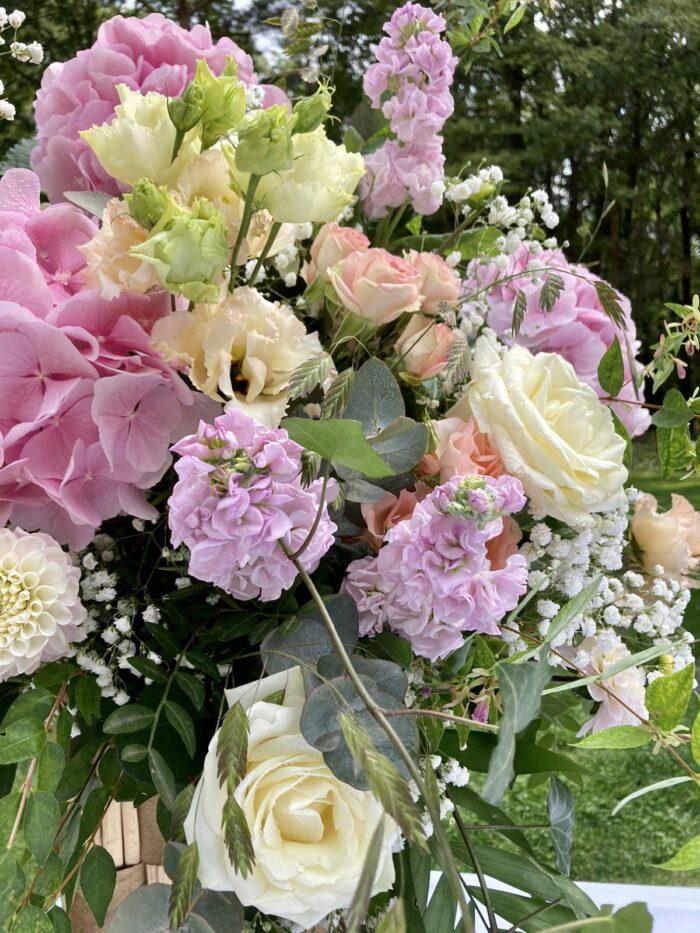 fleuriste mariage Saint Cloud, le Chapelin Fretz 14