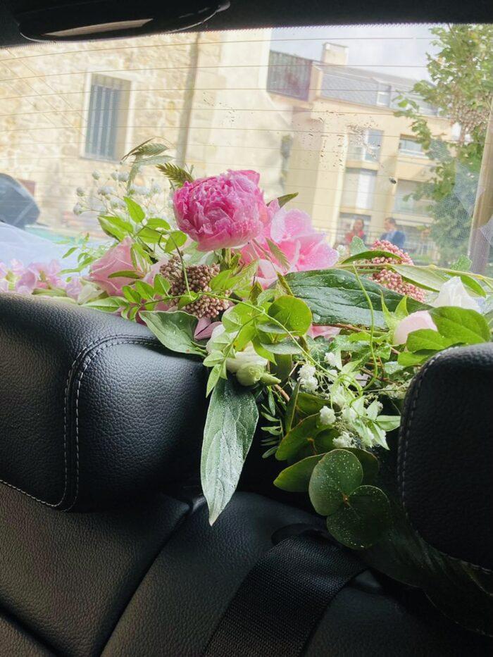 fleuriste mariage Saint Cloud, le Chapelin Fretz 2