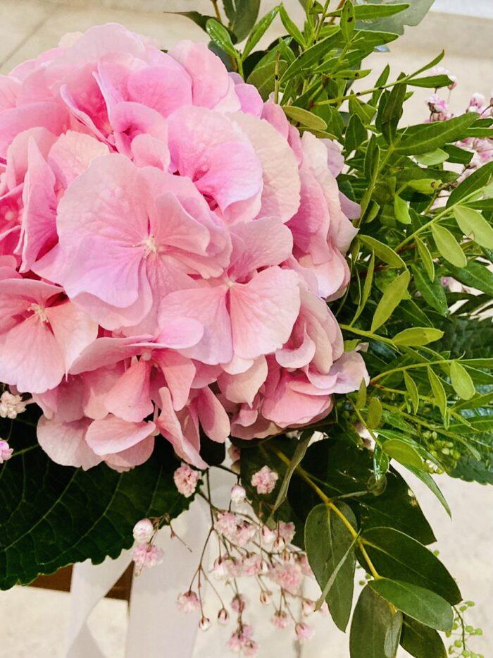 fleuriste mariage Saint Cloud, le Chapelin Fretz 6