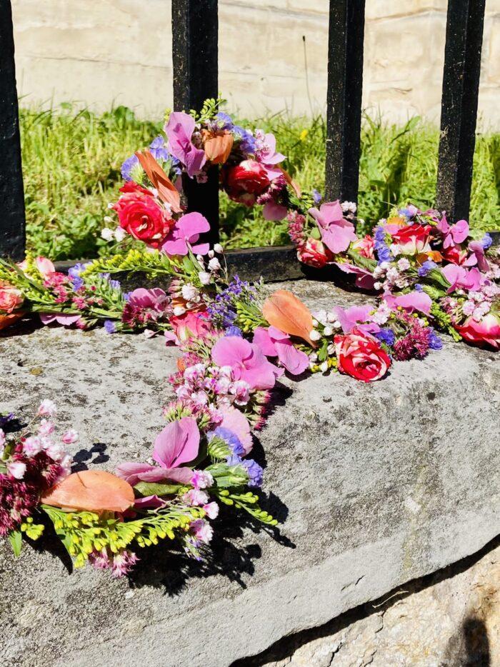 Fleuriste mariage Saint Cloud - le Chapelin Fretz 92